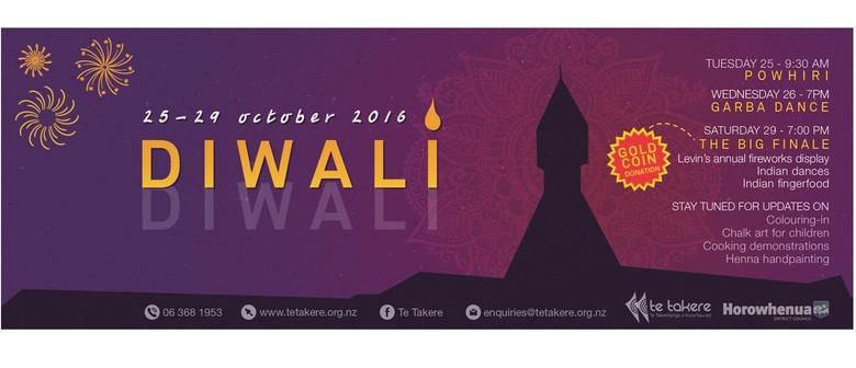 Diwali 2016 At Te Takere