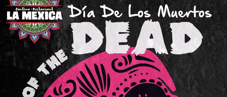 Día De Los Muertos - Halloween At La Mexica