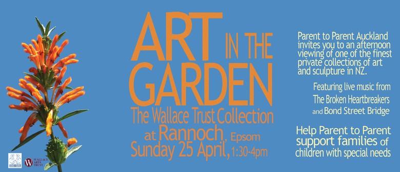Art in the Garden at Rannoch