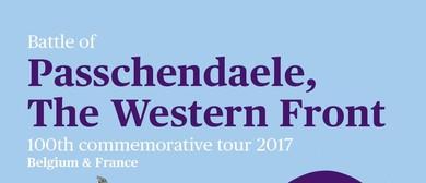Battle of Passchendaele Western Front Commemorative Tour