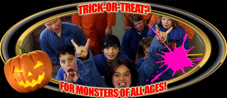 Halloween Trick-or-Treat Sessions for Children and Parents