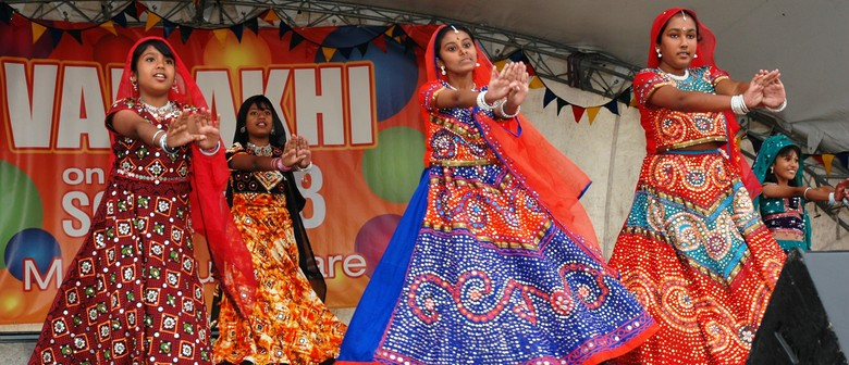 Vaisakhi on the Square