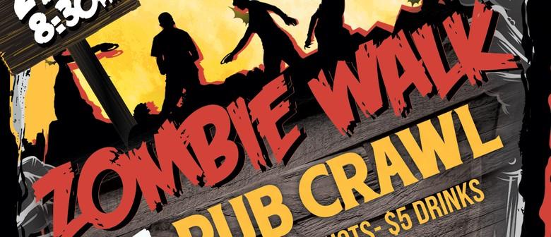 Zombie Walk Pub Crawl