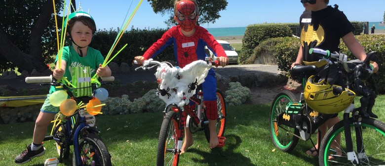 Summer Cycling Carnival-Avanti Dress Your Bike Competition