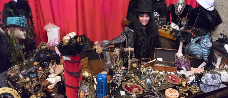 2017 Steampunk NZ Festival Market