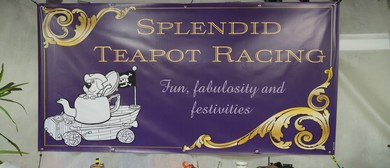 2017 Steampunk NZ Festival Splendid Teapot Racing
