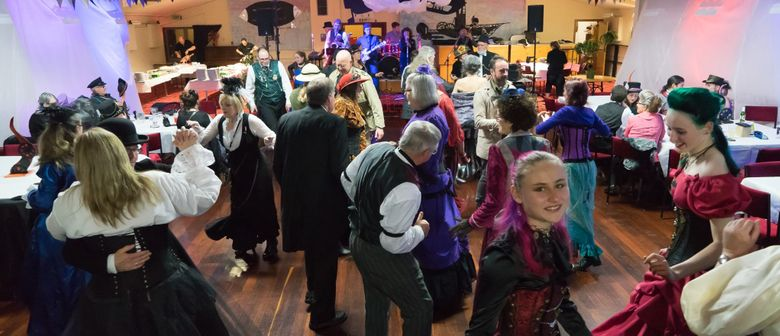 2017 Steampunk NZ Festival Gala Ball