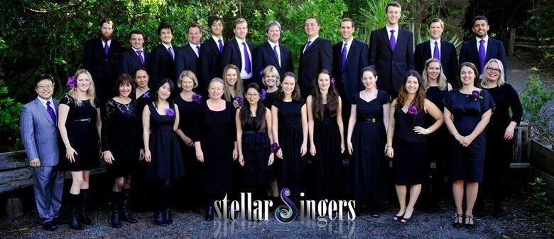 Morihana Whanau and Stellar Singers