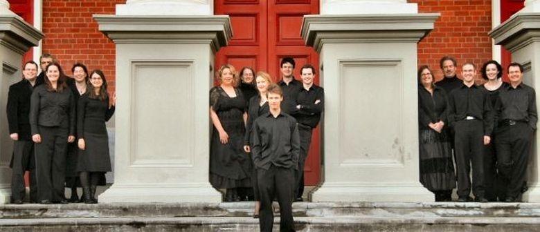 The Tudor Consort and The Auckland Chamber Choir