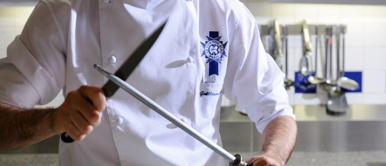 Sharpen Up - Knife Skills Workshop