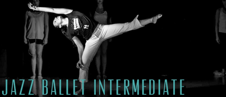 Jazz Ballet Intermediate with Julie Anterrieu