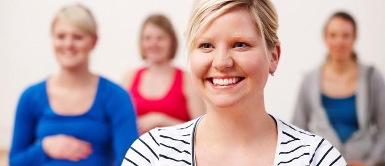 Pregnancy Health Yoga Course
