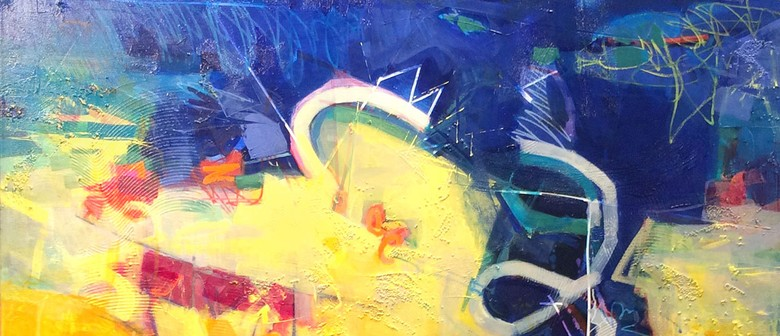 Painting: Mostly Abstract With James Lawrence
