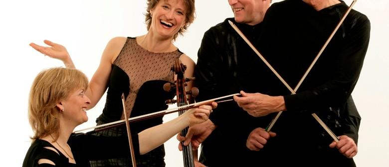 New Zealand String Quartet - Classics Up Close