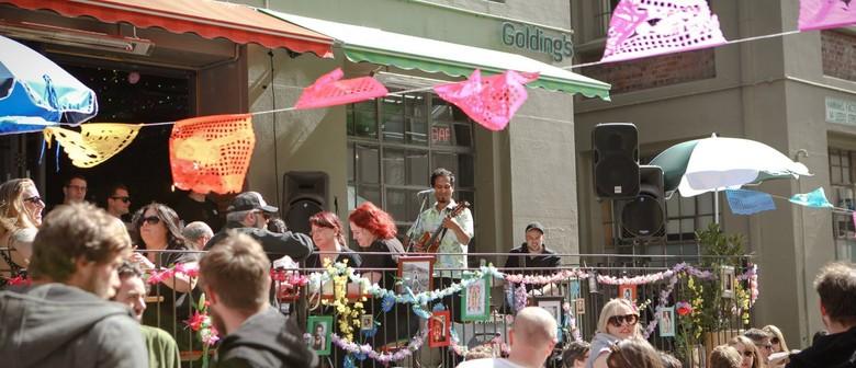 Day of The Dead Street Fiesta