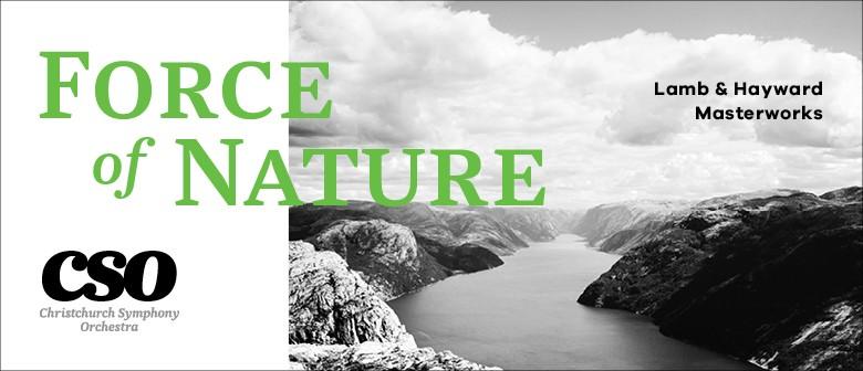 Lamb & Hayward Masterworks: Force of Nature