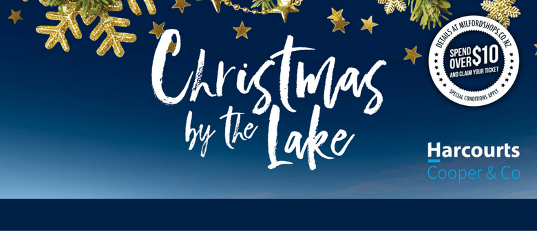 Christmas By the Lake With Harcourts Cooper & Co