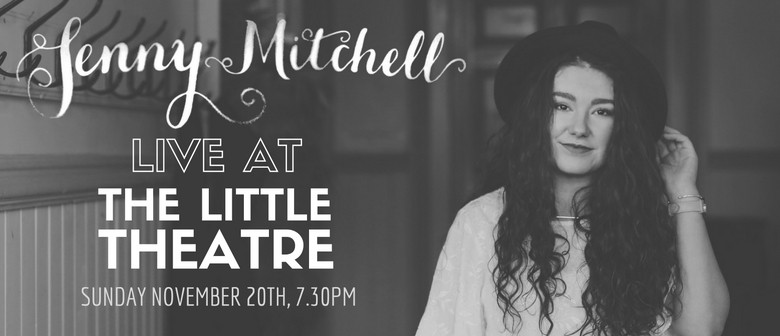 Jenny Mitchell & Band - Live at The Little Theatre