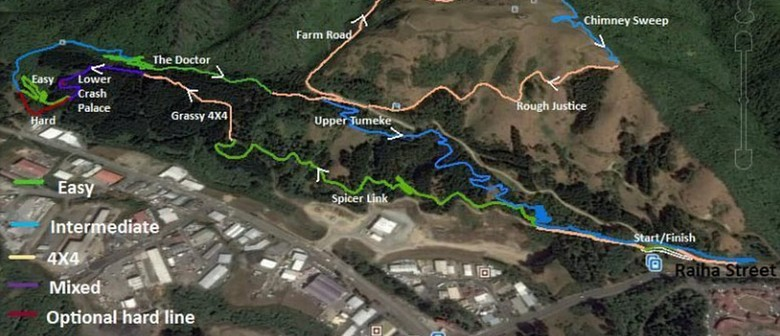 Cycle Science PNP Mountainbike Spring Series Round 3