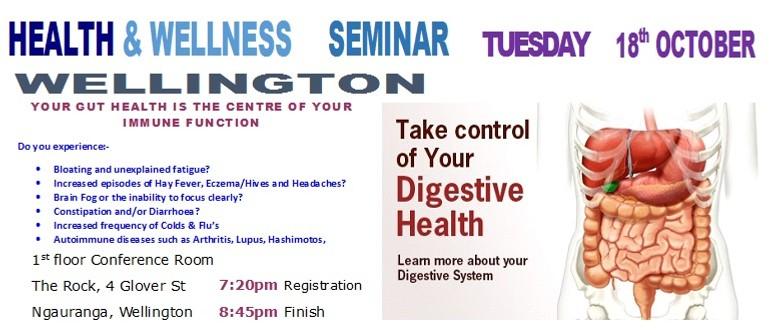 Health & Wellness Talk - Gut Health