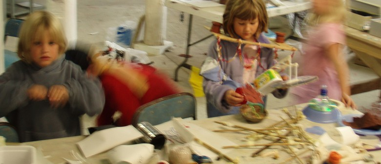 After School Art Classes: Fun with Fibre with Kirsten Pleitn