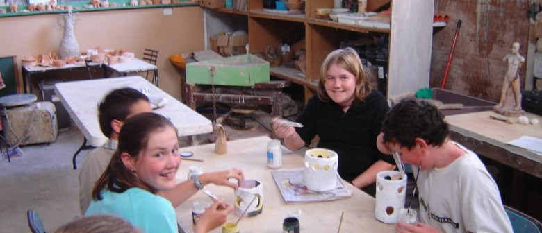 After School Art Classes: Painting with Jane Whiting