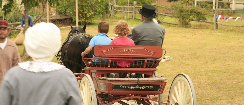 Historical Village Live Day: Transport 'Then and Now'