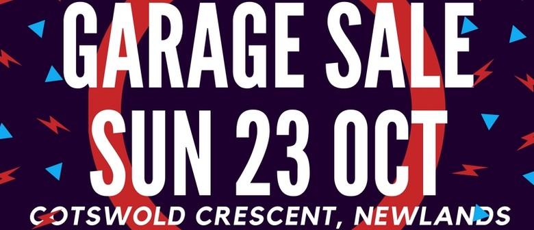 Garage Sale Extravaganza