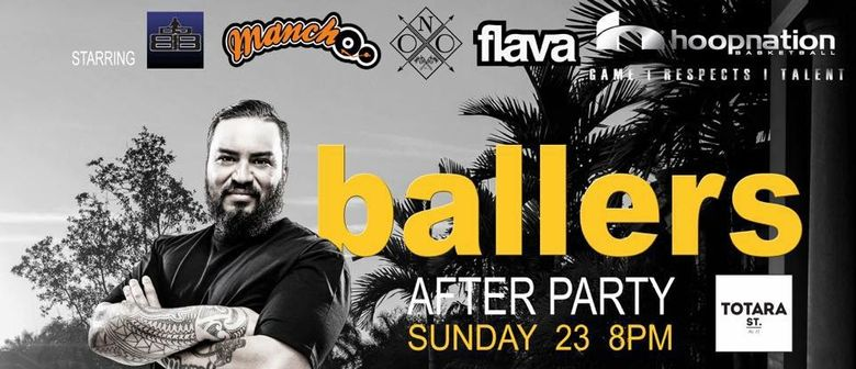 Ballers - HoopNation After Party