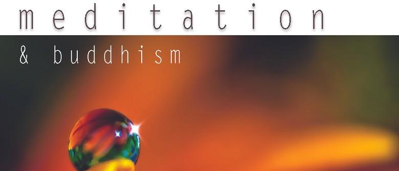 Meditation and Buddhism Wednesdays