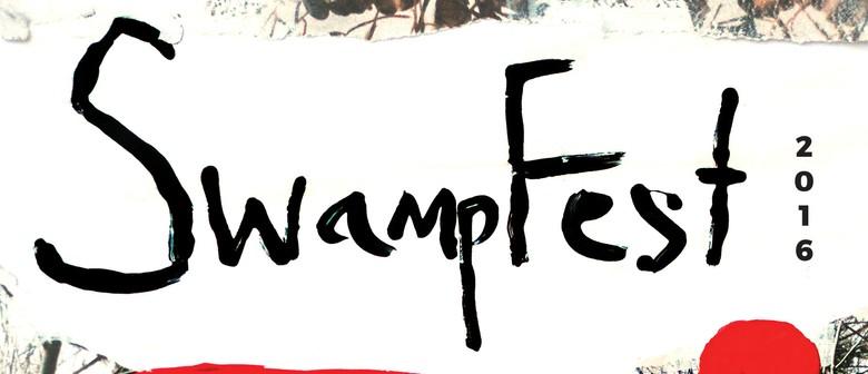 SwampFest - Zine There, Done That! Zine Making Workshop