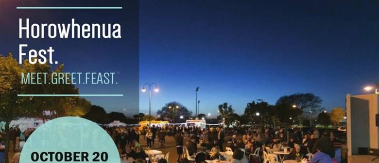 Thursday Night Street Feast - Horowhenua Fest.