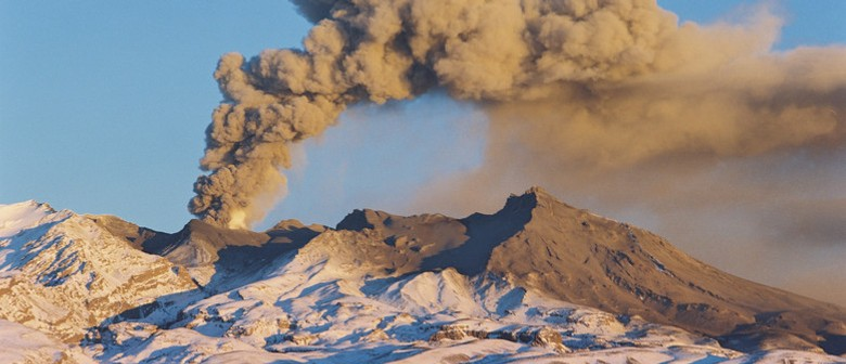 Café Scientifique - How Volcanoes Can Mess Up Your Day