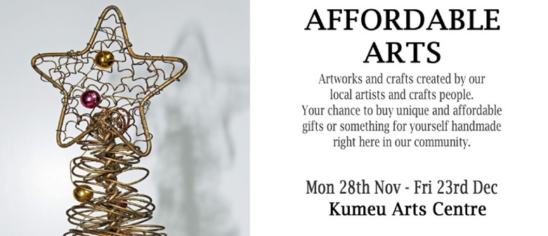 Affordable Art Exhibition