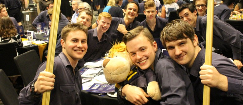 Grammar Leavers' Lunch 2016