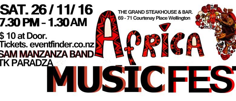 Africa Music Festival