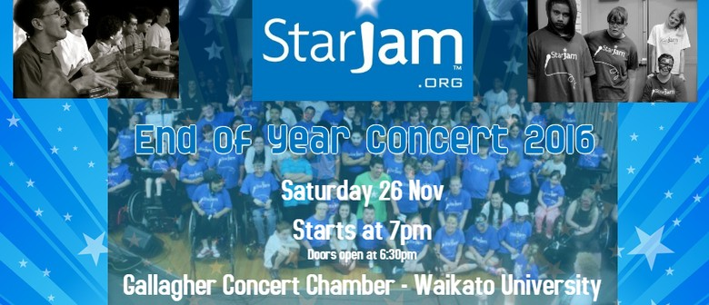 StarJam Hamilton End of Year Concert