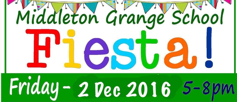 Middleton Grange School Fiesta 2016