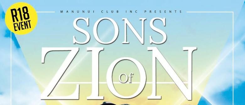 Sons of Zion - Taumarunui