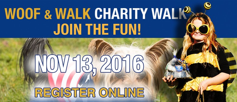 Assistance Dogs New Zealand (ADNZ) Woof & Walk Charity Walk