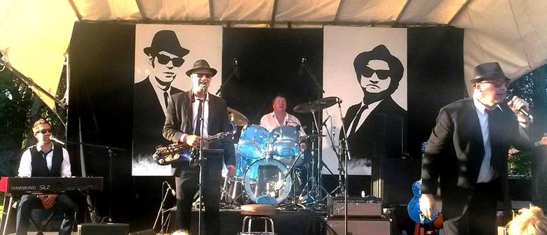 NZ Blues Brothers - Tribute Show