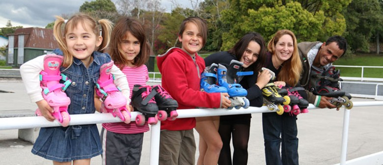 Family Roller Disco: CANCELLED