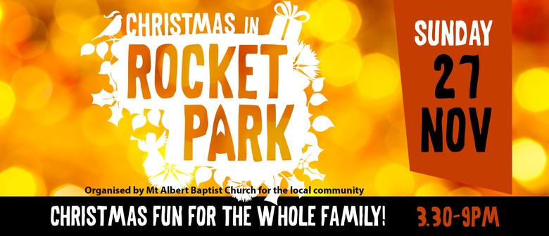Christmas In Rocket Park