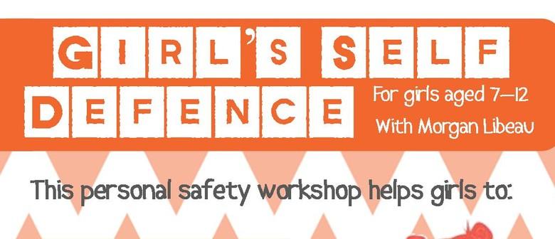 Girls' Self-Defence Workshop