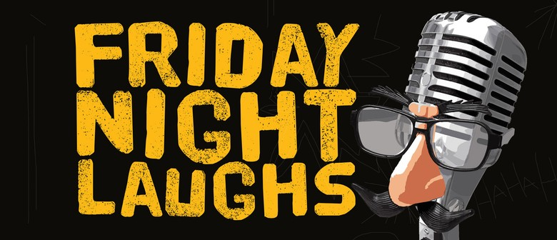 Friday Night Laughs - MC Jerome Chandrahasen