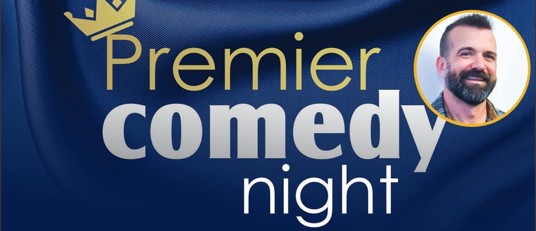 Premier Comedy Night - MC Neil Thornton