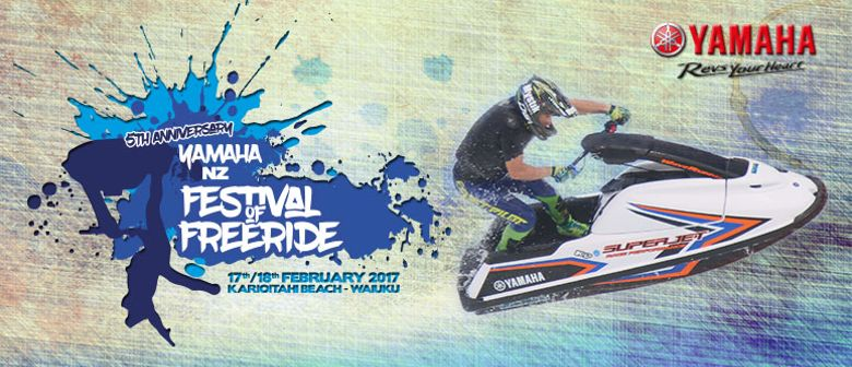 Yamaha NZ Festival of Freeride