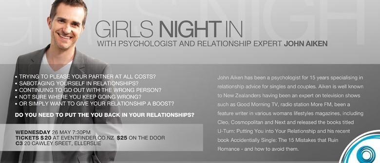 Girls Night In with John Aiken