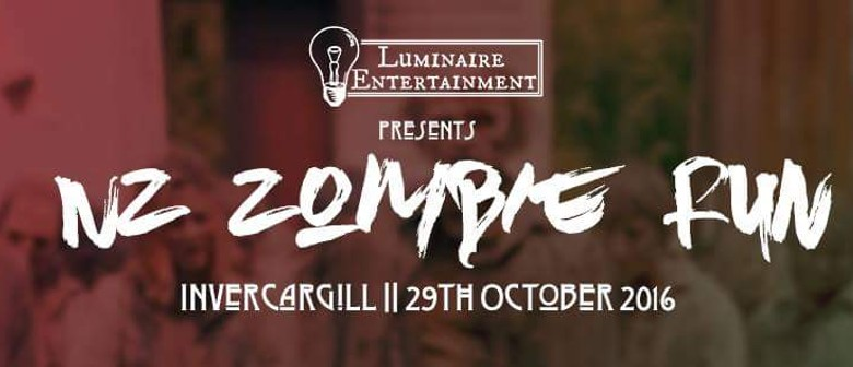 Invercargill Zombie Run: CANCELLED