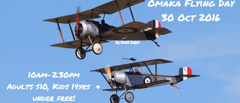 Omaka Flying Day
